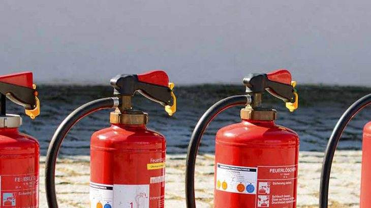 Brandschutzhelfer Ausbildung bei UPGRADE.EU GmbH