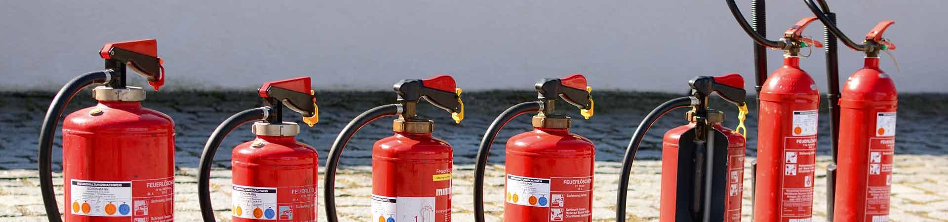 Brandschutzausbildung bei UPGRADE.EU GmbH