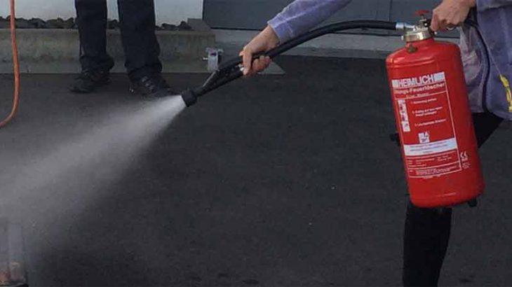 Brandschutzausbildung